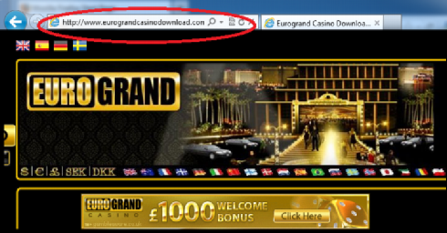 How to download casino games step 1