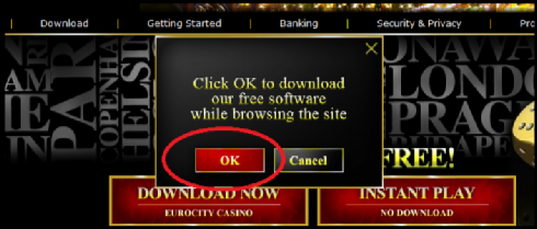 How to download casino games step 4