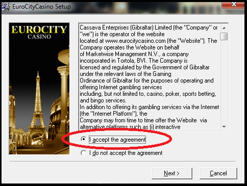 How to download casino games step 5